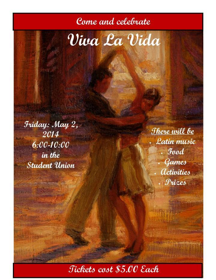 Viva La Vida Poster