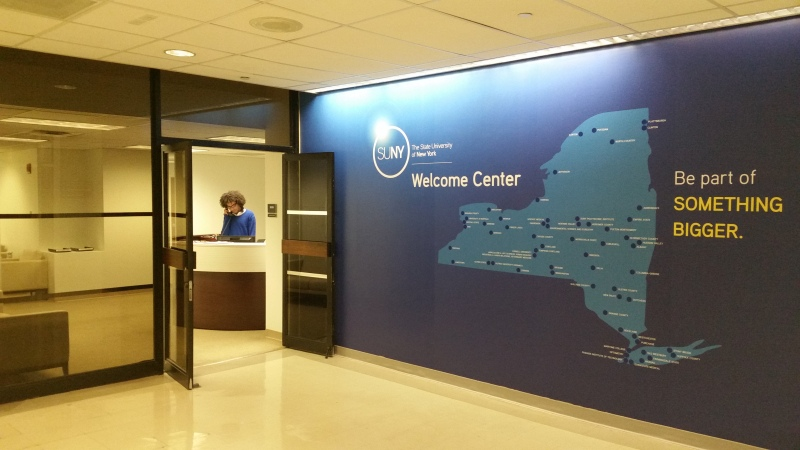 SUNY Welcome Center