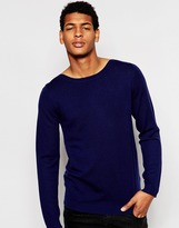 asos-brand-asos-boat-neck-jumper-in-merino-wool