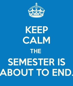 end-of-semester
