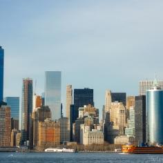 New York City_ Bowling Green