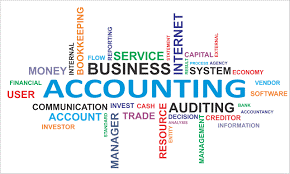 accounting-word-blob