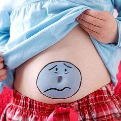 tummy ache